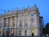 Palazzo Madama en Piazza Castello