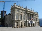 Palazzo Madama .. al lado de Piazza Castello :)