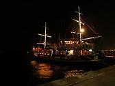 Bar in the sea
