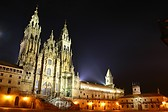 Catedral de noche