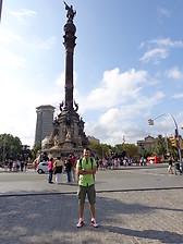 Christopher Columbus Monument