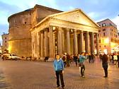 De visita por Roma