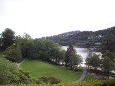Gamlehaugen, fjord close to Bergen