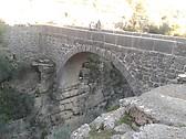 Köprülü Canyon - roman aged bridge