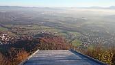 View from Šmarna Gora