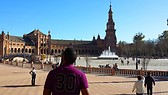 visit and discovery Sevilla