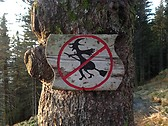 Witches are not allowed...