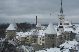 Paisaje de Tallinn