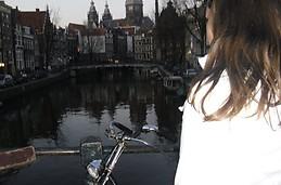 Amsterdam, La venecia del Norte.