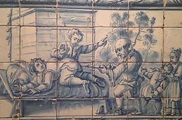 ao Museo de Azulejos