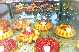 Dulces tipicos de Napoli