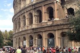 Il Colosseo, Roma