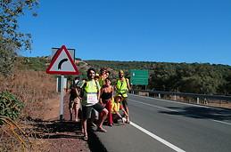 Marcha Indignada Córdoba-Madrid