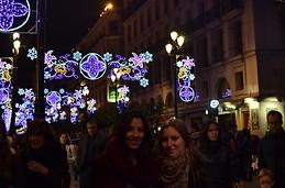 Navidad en Sevilla, Av. Constitución