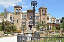 Parque de Maria Luisa, museo da cultura popular