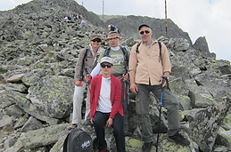 peak Mousala, Rila mountain, BG
