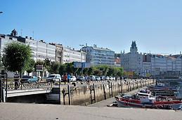 Puerto de la Coruna