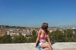 The view. Graden of Oranges