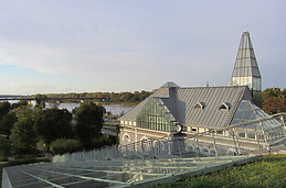 vistas desde la Biblioteka