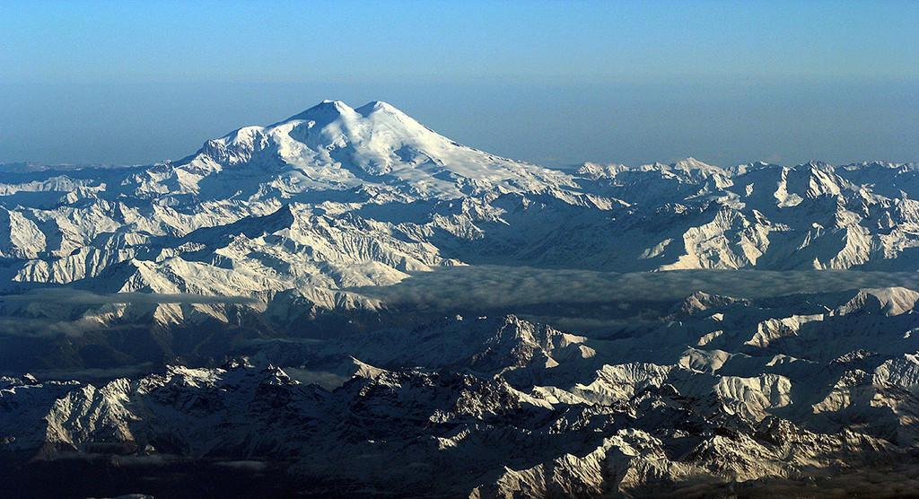 Mount logan (5959 m) японский маршрут