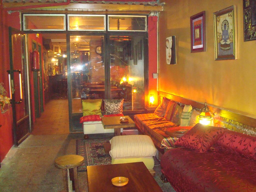 Bar la terraza fiesta erasmus zaragoza for Terrazas zaragoza