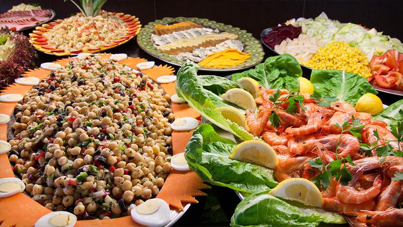 Neco buffet mediterr neo d nde comer en valencia for Promociones oceanografic