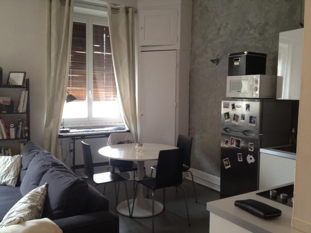 appartement 36m2 lyon location appartements lyon. Black Bedroom Furniture Sets. Home Design Ideas