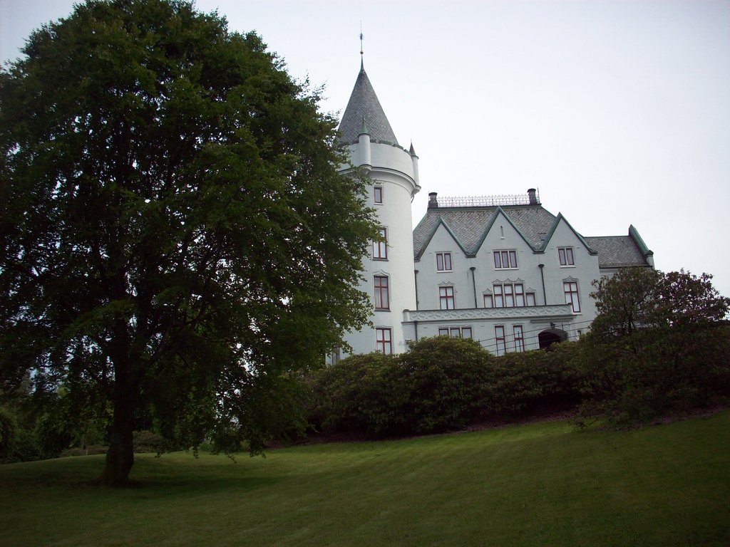 Harald of Norway summer house in Bergen