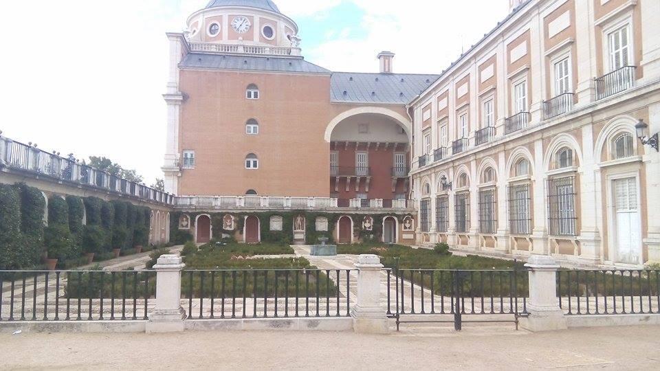 Palacio real de aranjuez qu ver en madrid for Aranjuez palacio real y jardines