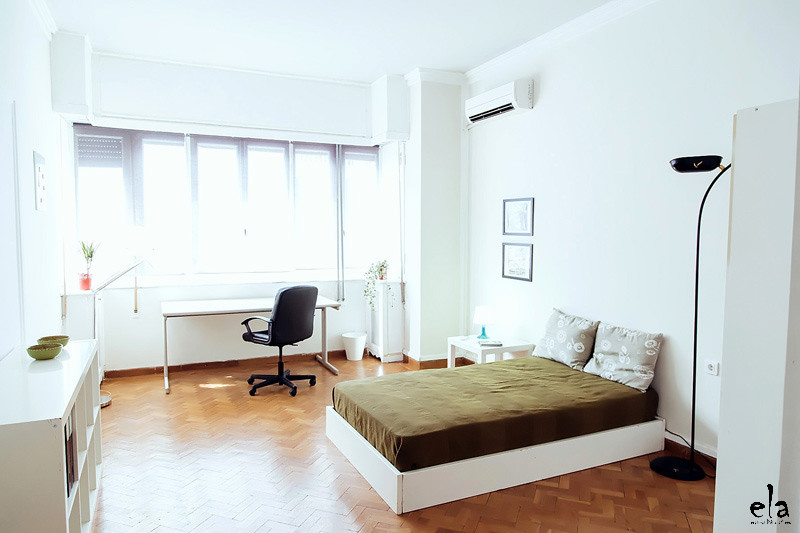 Nice And Sunny 20m2 Room In Very Central 175m2 Appartment 1 Min Aueb Furnished Room For
