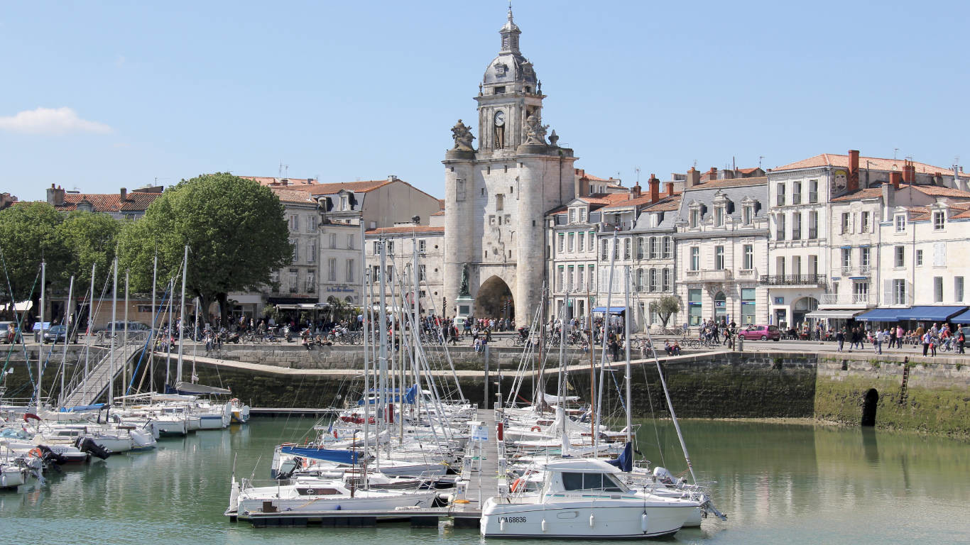 La Rochelle Pictures Photo Gallery of La Rochelle - High-Quality La rochelle france photos