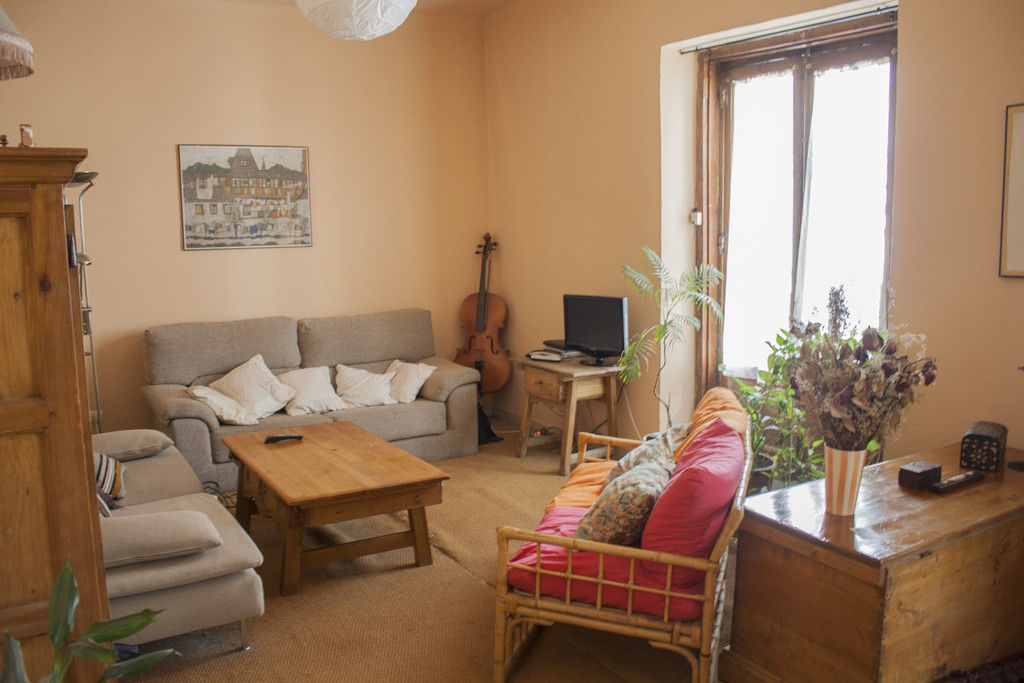Estupenda habitaci n individual en el centro de madrid - Alquiler de habitacion madrid ...