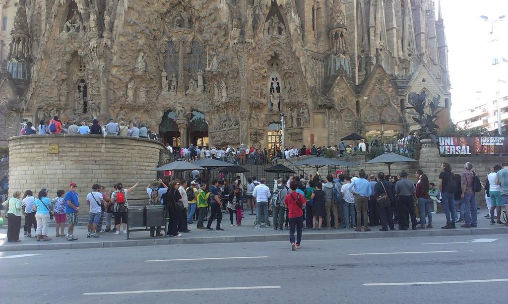 belangrijke bezienswaardigheden in barcelona