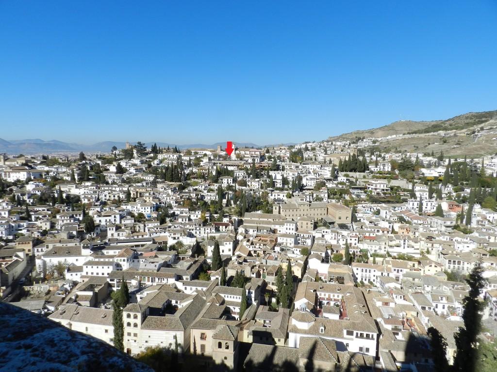 Mirador de San Nicolás.  Qué ver en Granada