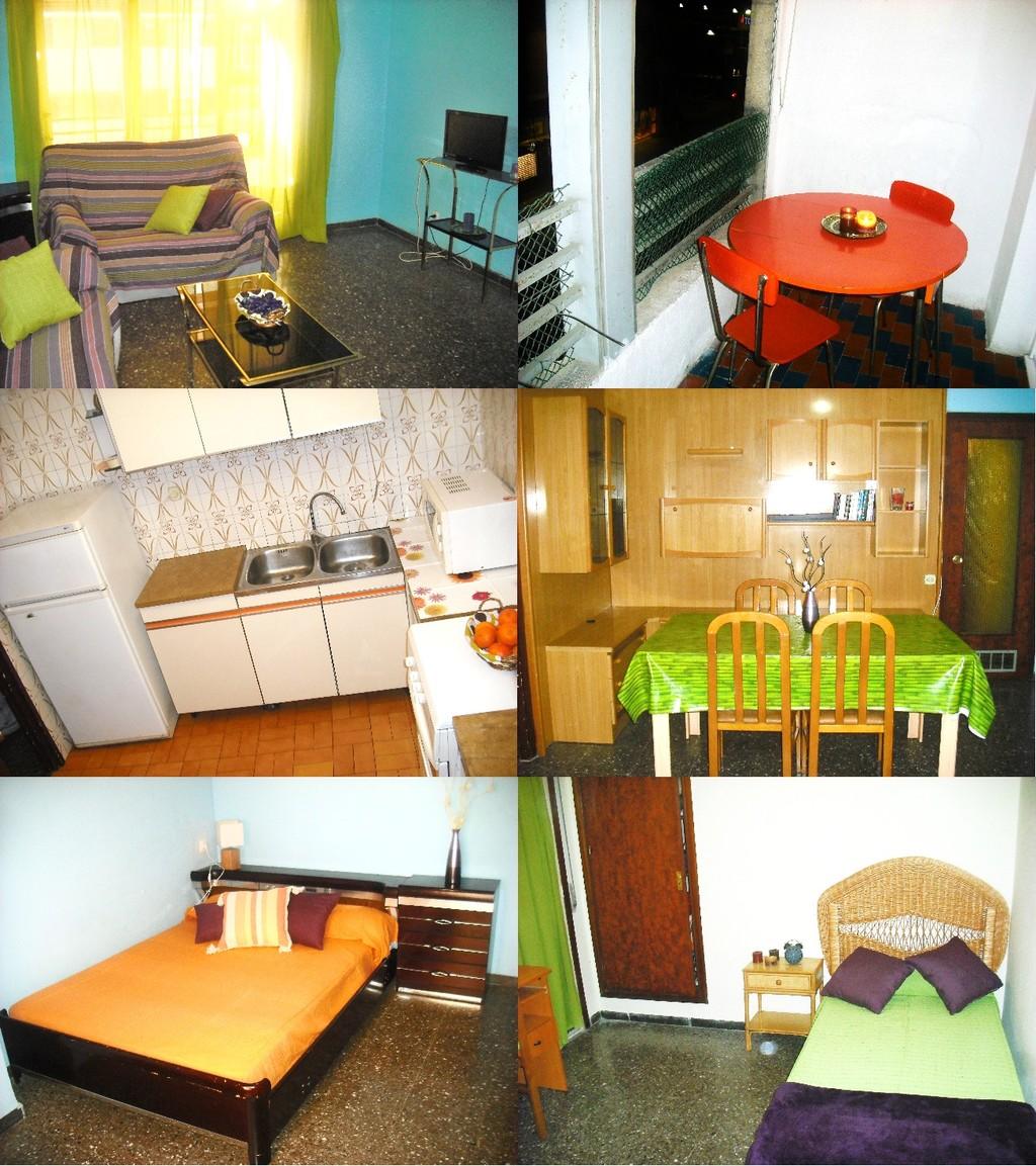 piso erasmus tarragona 4 habitaciones alquiler