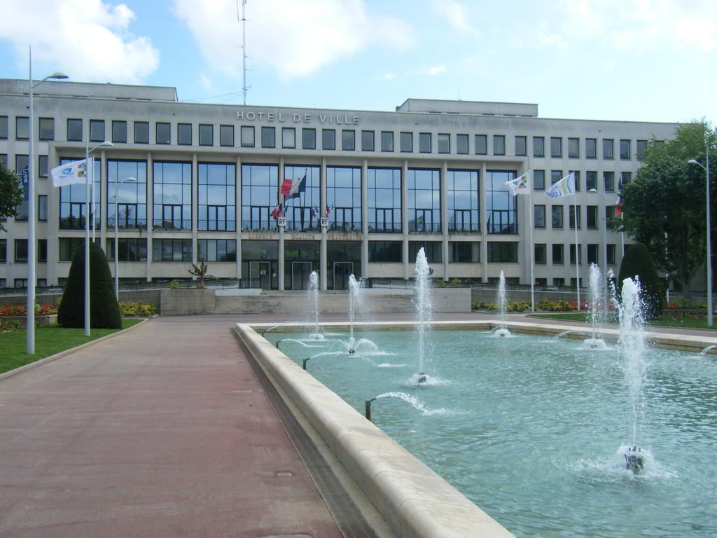 Ville De Saint Nazaire Place F Blancho