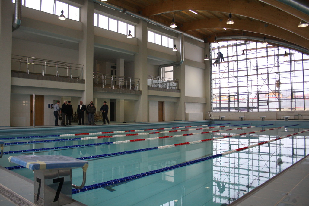 Swimming pool university stefan cel mare suceava erasmus photo suceava University of birmingham swimming pool