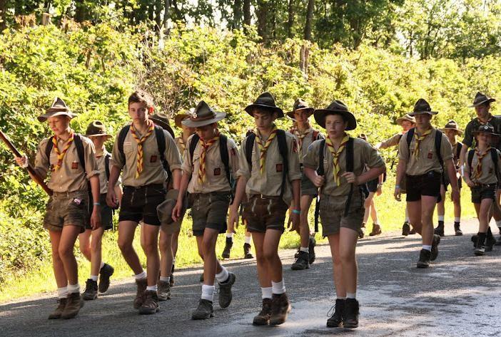 UNIFORME SCOUT - Groupe Bonivard Scouts de veyrier