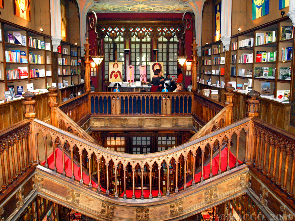 University in porto erasmus blog porto portugal - Imagenes de librerias ...
