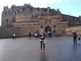 The edinburagh castle!