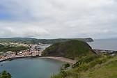 Beach of Porto Pim, Ilha do Faial, Açores