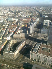Berlin from the TV Tower