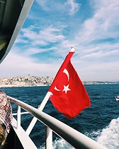 Bosphorus boat ride