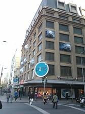 centro comercial en Santiago