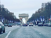 Champs élysée