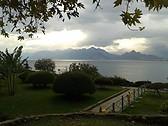 Coast next to  Hidirlik tower