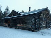 cottage in Levi
