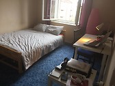 Habitación en piso de Praga
