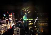 Harajuku from the sky