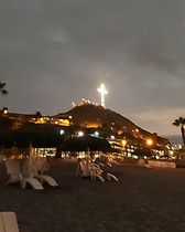 Hermosa playa Limeña